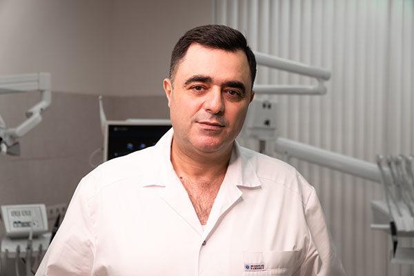 Али Салехович Язбек